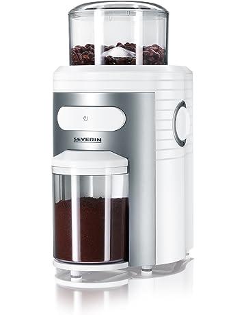 Severin KM 3873 - Molinillo de café, 150 W, temporizador, mecanismo triturador cónico