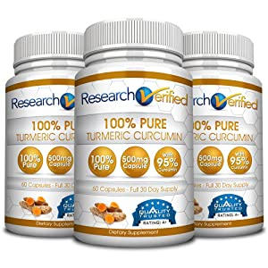 best turmeric supplement Research Verified Turmeric Curcumin