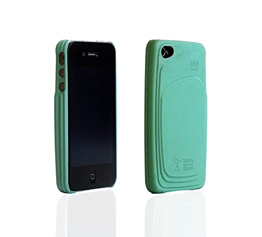 super popular 299ff 420ff MINIWIZ RE-Case iPhone 4/4S Case (Green) - 100% Recycled Materials ...