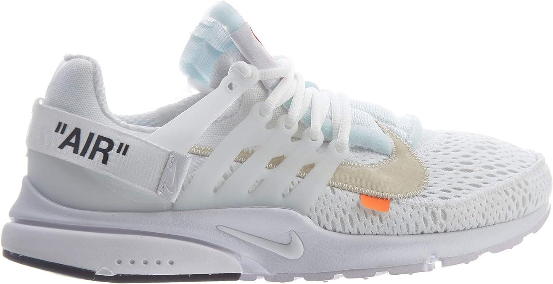 Nike The 10 AIR Presto 'Off White' AA3830 100 Size 48.5