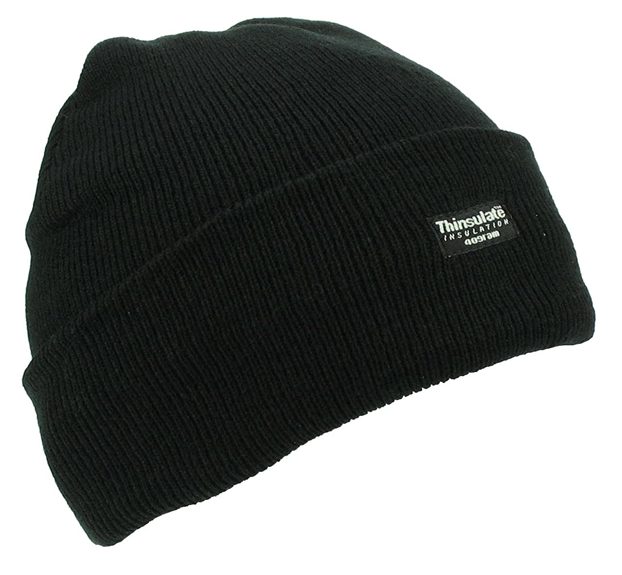 Mens Thinsulate Thermal Winter Hat