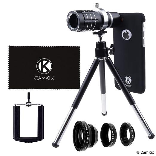 3 opinioni per Kit Lenti Fotocamera per Apple iPhone 7 (non adatto per iPhone 7 Plus) che