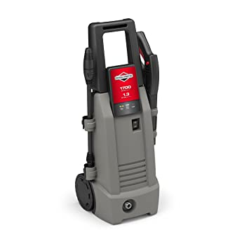Briggs U0026 Stratton 20654 Electric Pressure Washer, 1700 PSI 1.3 GPM With  Instant Start/
