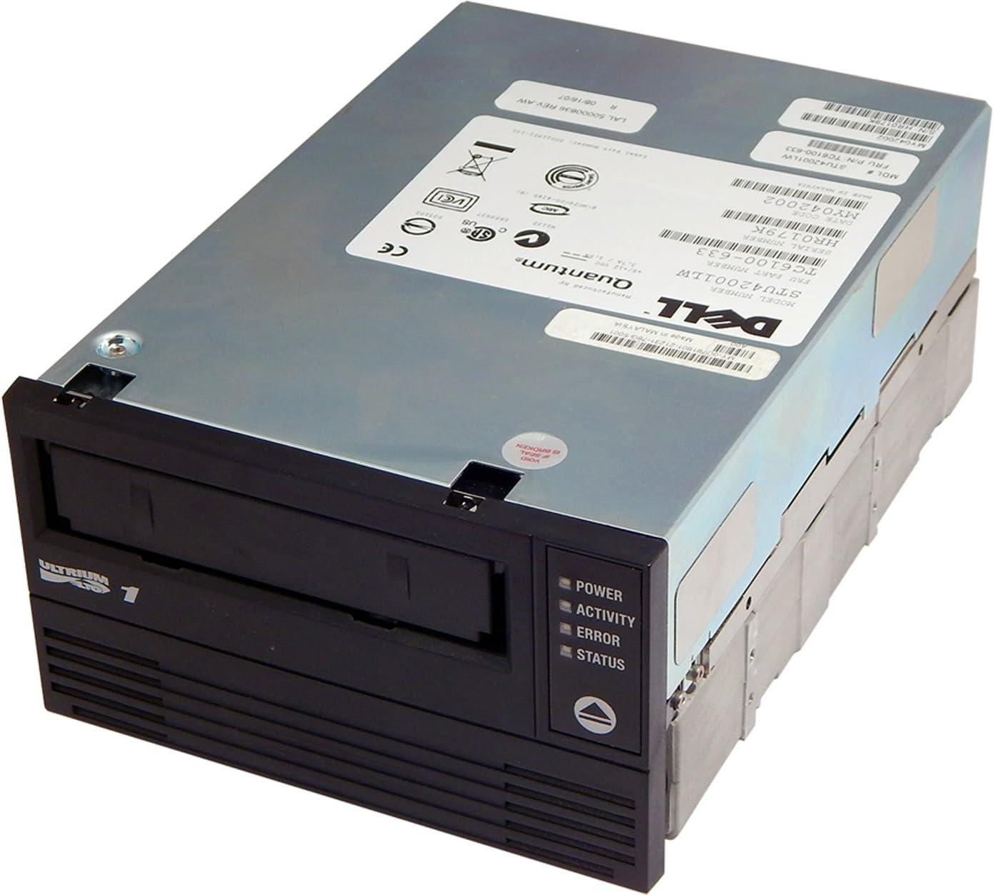 Dell STU42001LW 100/200GB LTO-1 Tape Drive TC6100-633