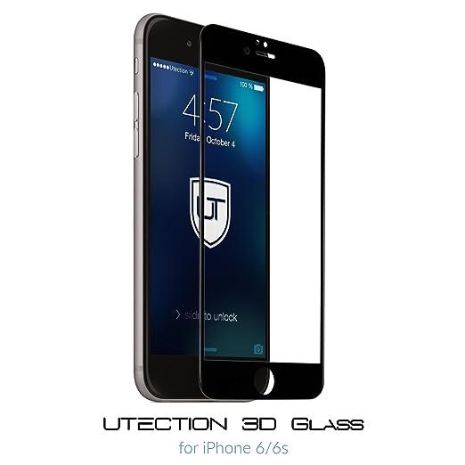 43 opinioni per Pellicola in Vetro Temperato 9H per iPhone 6 / 6s Full Screen ✔ Protezione 3D