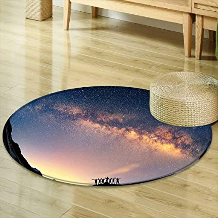 Amazon Com Round Area Rug Carpet Apartment Decor People Are