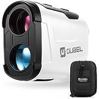 OUBEL Golfafstandsmeter, jachtafstandsmeter, 800/1200 yard laser afstandsmeter met hellingsberekeningsfunctie…