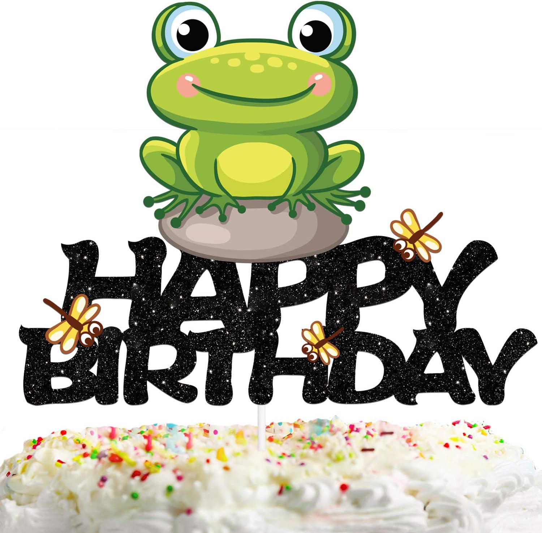 Happy Birthday Frog Images