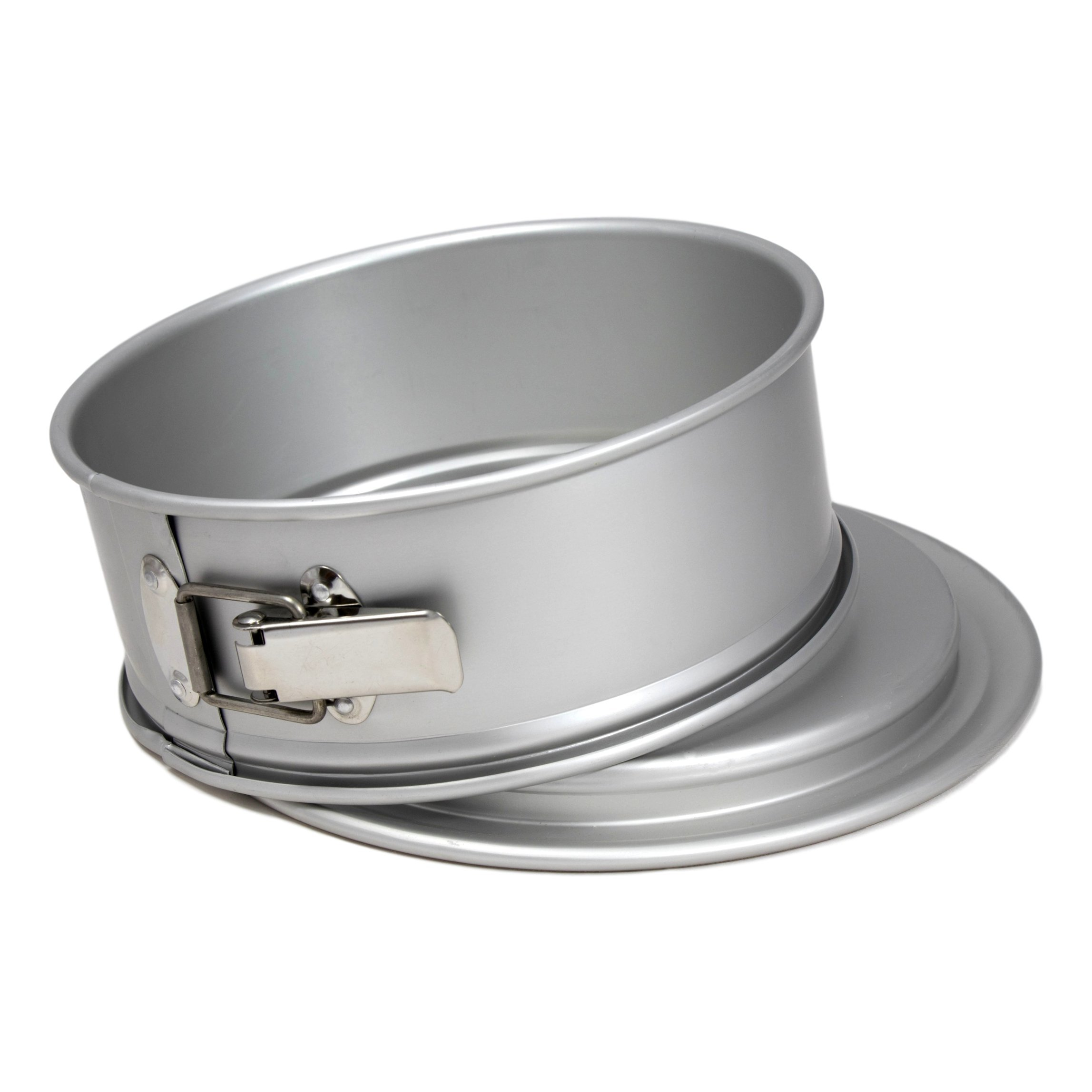 Kitchen Knack Professional Anodized Aluminum 9 Inch Round x 3 Inch Springform Cake Pan