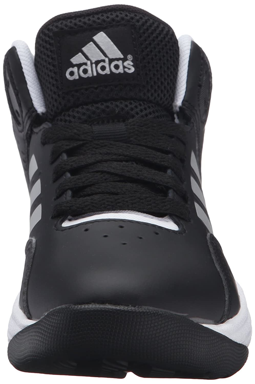 cfe7ef363c6a Amazon.com  adidas NEO Cloudfoam Ilation Mid Wide K Skate Shoe  Shoes