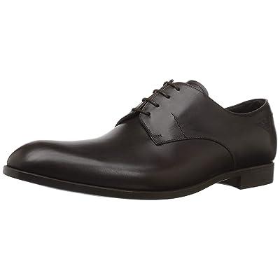 Emporio Armani Men's Lace Up Uniform Dress Shoe | Oxfords