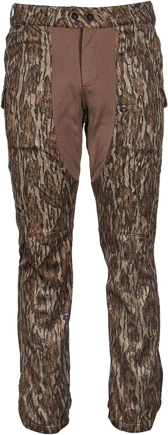 Mossy Oak Bottomland Scent Blocker Sola Womens Knock Out Pant X-Large