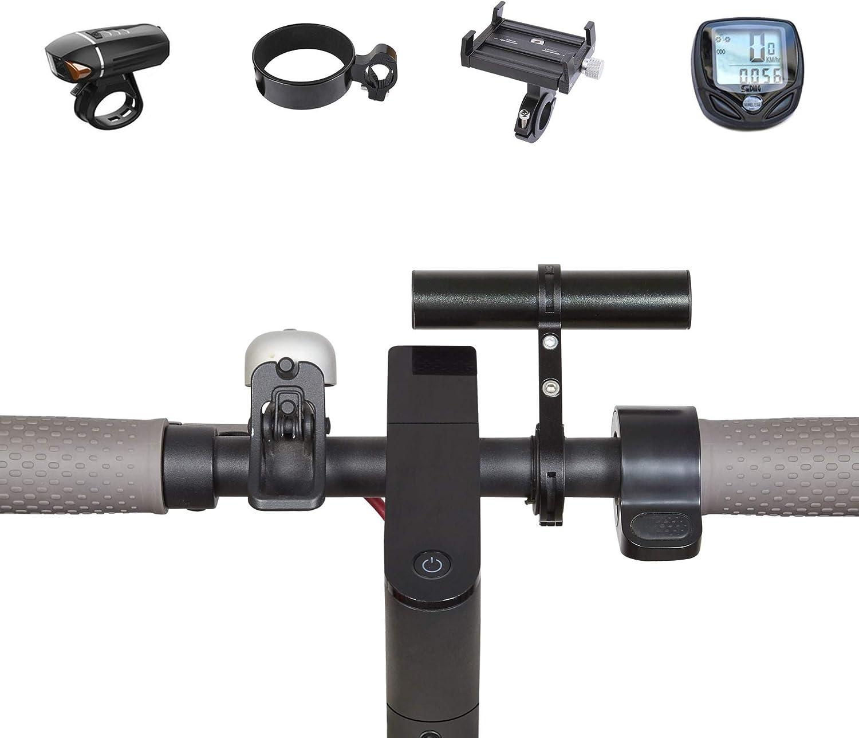Details about  /Handle Bar Bracket Bike Handlebar Extender Aluminum Alloy Phone Holder