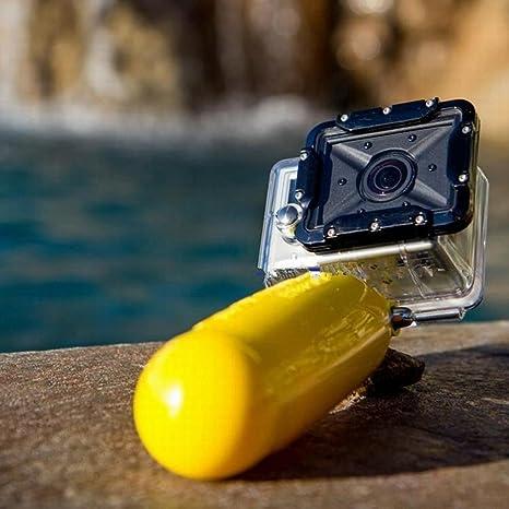 Fone-Stuff agarre corcho flotando buceo manejar monopie flotador muñequera con cierre rápido para GoPro