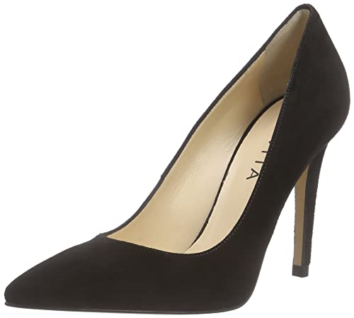 Womens Pump Closed Toe Heels Evita Shoes ZhXpPXhtmw