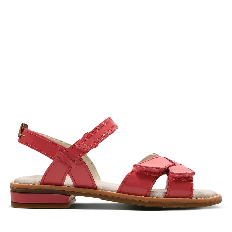 ba4eea0bfdb0 Clarks Darcy Charm Girls Infant Sandals  Amazon.co.uk  Shoes   Bags