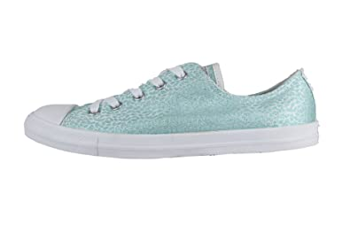 Convers'All Star OX Shoes Converse Dainty Trainers Blue Blue Size 38 / 7 US 542531C