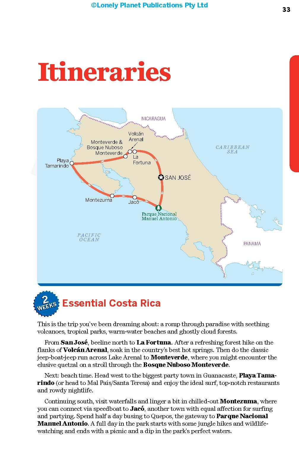 Lonely Planet Costa Rica (Travel Guide): Lonely Planet ...