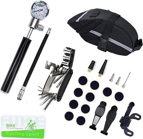 Kit de Reparación de Bicicletas, Reparación de Bicicletas Kit ...