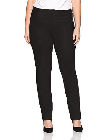 b031840dd7c NYDJ Women s Plus Size Ponte Trouser at Amazon Women s Clothing store