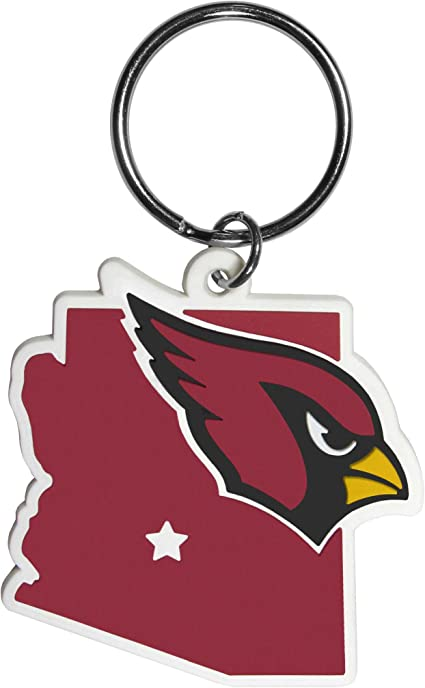 Siskiyou NCAA unisex-adult Home State Flexi Key Chain
