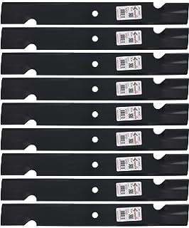 Amazon.com: Cuchillas de (6) para EXMARK 1 – 613112, 1 ...