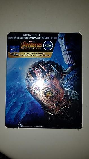 Avengers: Infinity War (Plus Bonus Content) Still My Favorite Film of 2018!