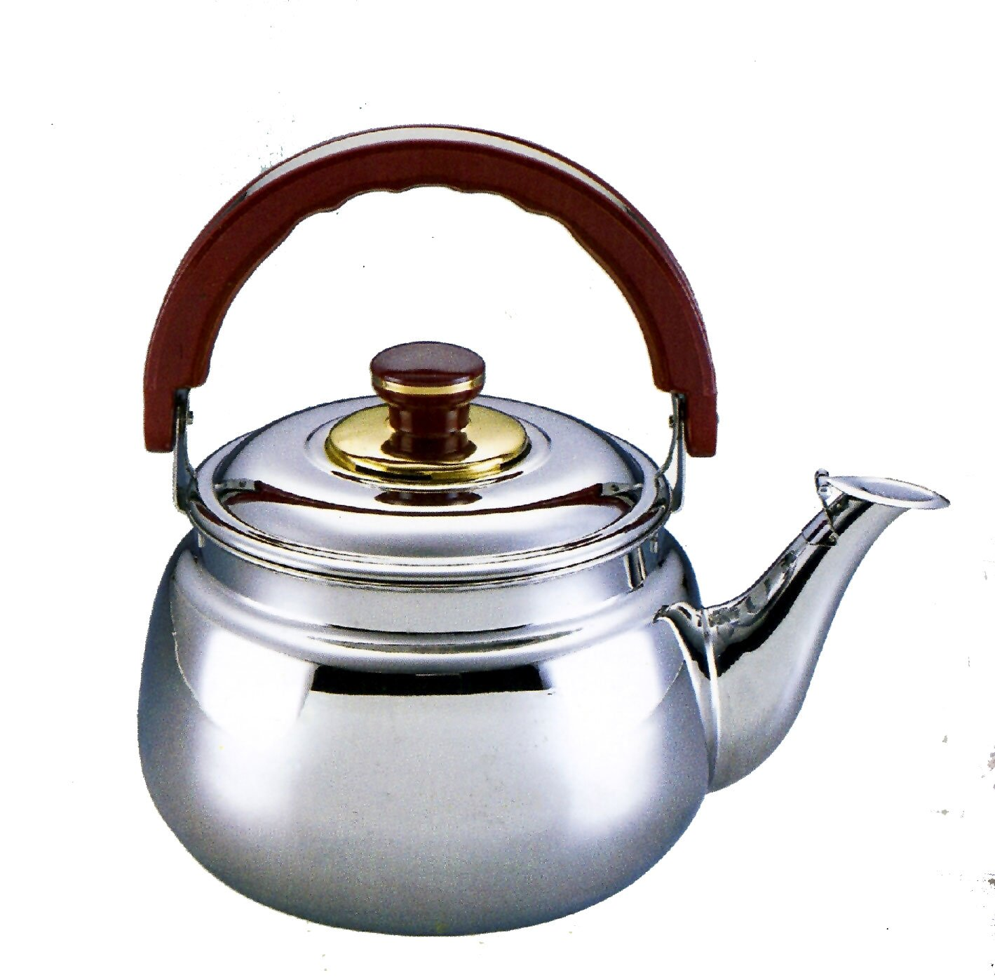Borella casalighi Range Kettle, Stainless Steel, Grey 21077
