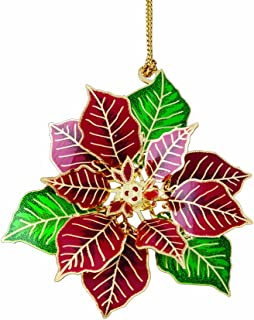 product image for ChemArt Poinsettia Flower