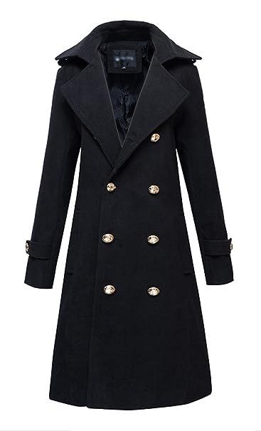 nihiug Warme Winterjacke Mantel Herren Winterjacke Outwear Wintermantel Chaqueta De Abrigo para Hombre Otoño/Invierno Chaqueta Rompevientos Slim Business: ...