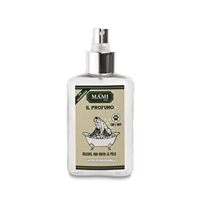 MAMI MILANO Pet Toilet Perfume para Animales Leche de Almendra: Amazon.es: Productos para mascotas