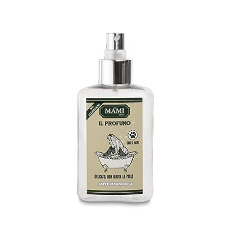 MAMI MILANO Pet Toilet Perfume para Animales Leche de Almendra