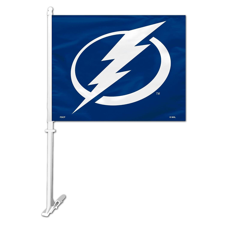 NHL Tampa Bay Lightning Car Flag Fremont Die 88906