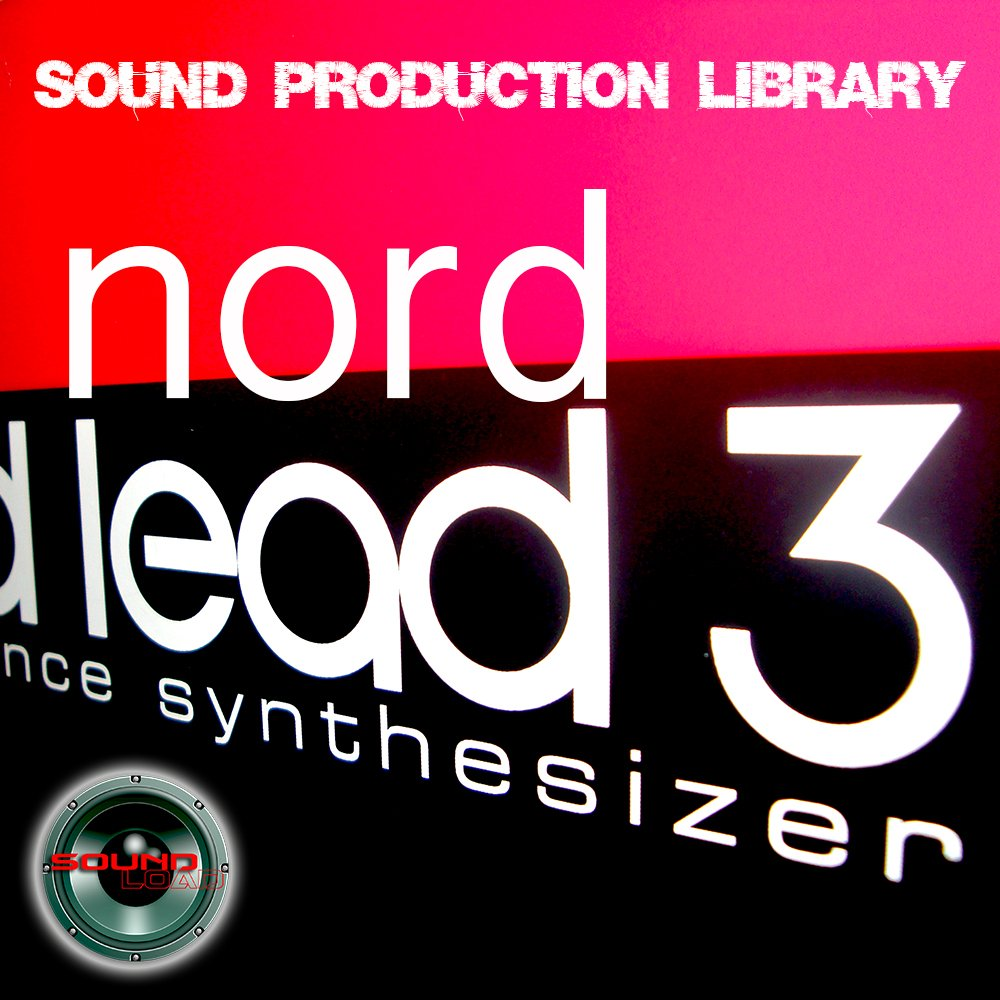 NORD LEAD III - Large unique original 24bit WAVE/Kontakt Multi-Layer Samples/Loops Library. FREE USA Continental Shipping on DVD or download; by SoundLoad