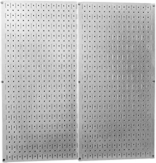 product image for Pegboard Panel (Set of 2) Color: Galvanized Metallic