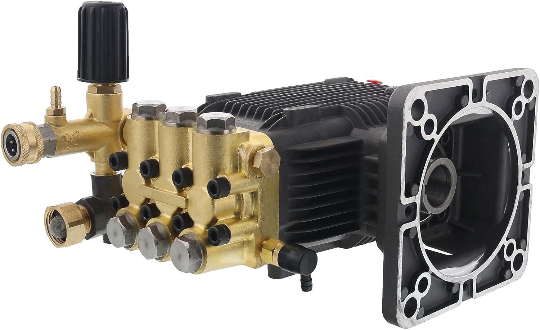 Erie Tools 3.5 GPM 3000 PSI Triplex Pressure Washer Pump 1750 RPM Cat AR General