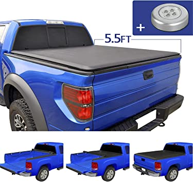 Amazon Com Jdmspeed New Roll Up Soft Tonneau Cover 5 5 Short Bed Replacement For Ford F 150 2004 2018 Automotive