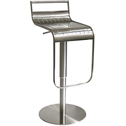 stainless steel bar stools Amazon.: Amerihome BSSS1 Stainless Steel Bar Stool : Barstool  stainless steel bar stools