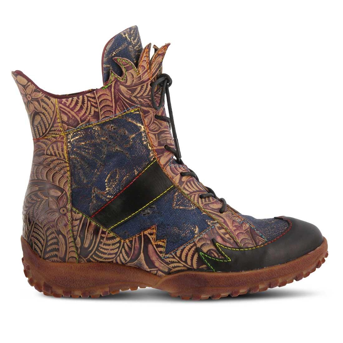 L`Artiste Womens 40 Ileana Boot B074HH79WK 40 Womens M EU|Black Multi 961e1f