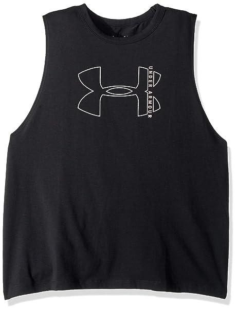 Under Armour - Camiseta Deportiva para Mujer: Amazon.es: Ropa y ...