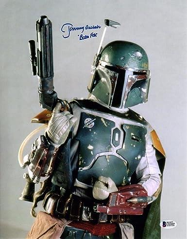 Amazon.com: JEREMY BULLOCH Signed STAR WARS