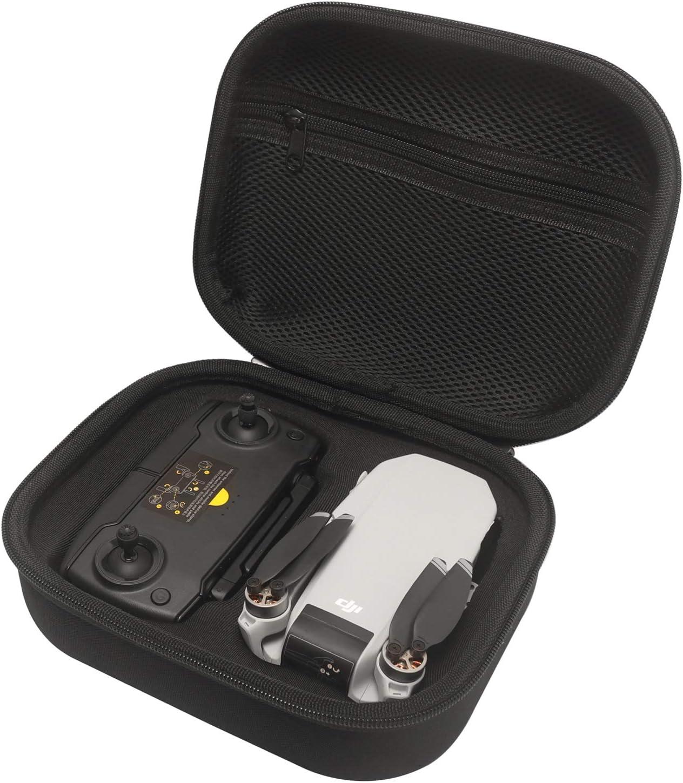 EVA Hard Shell Storage Bag Travel Case Protective Drone Body and Remote Controller for DJI Mavic Mini Fly More Combo Accessory Tineer Mavic Mini Carrying Case