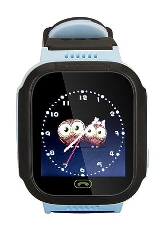 GPS Tracker,Reloj Inteligente Niños,Reloj Niño,Smartwatch Niños,Smart Watch Teléfono