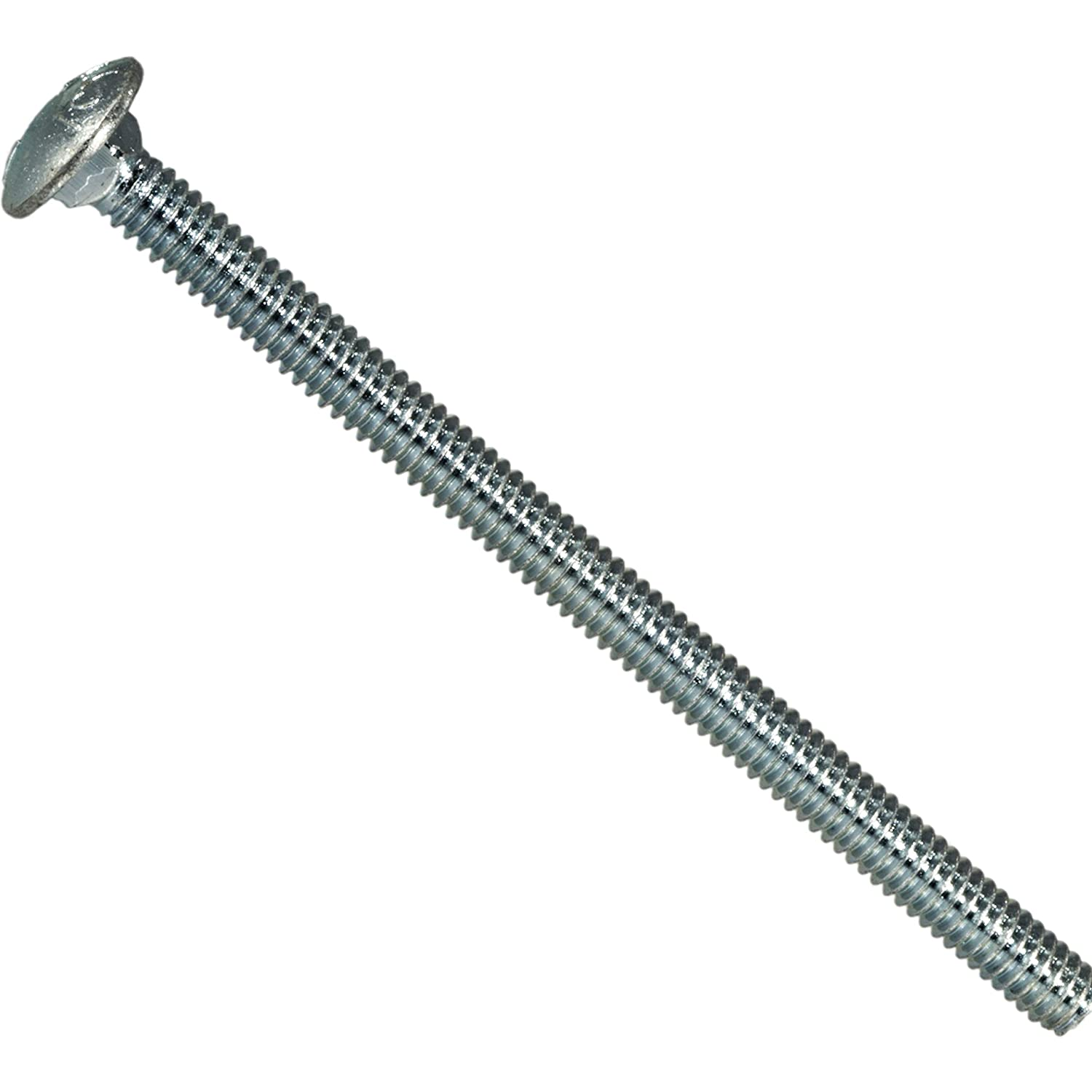 Hard-to-Find Fastener 014973453893 Carriage Bolts 1//2-13 x 1-1//2 Piece-8 Midwest Fastener Corp