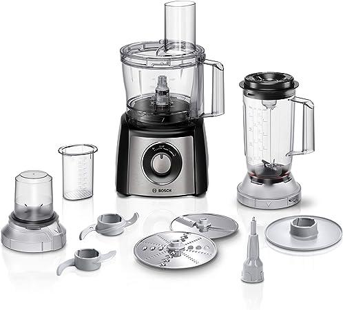 Bosch MultiTalent 3 Plus Robot de cocina, Negro: Amazon.es: Hogar