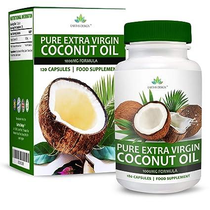 beneficios aceite de coco en capsulas
