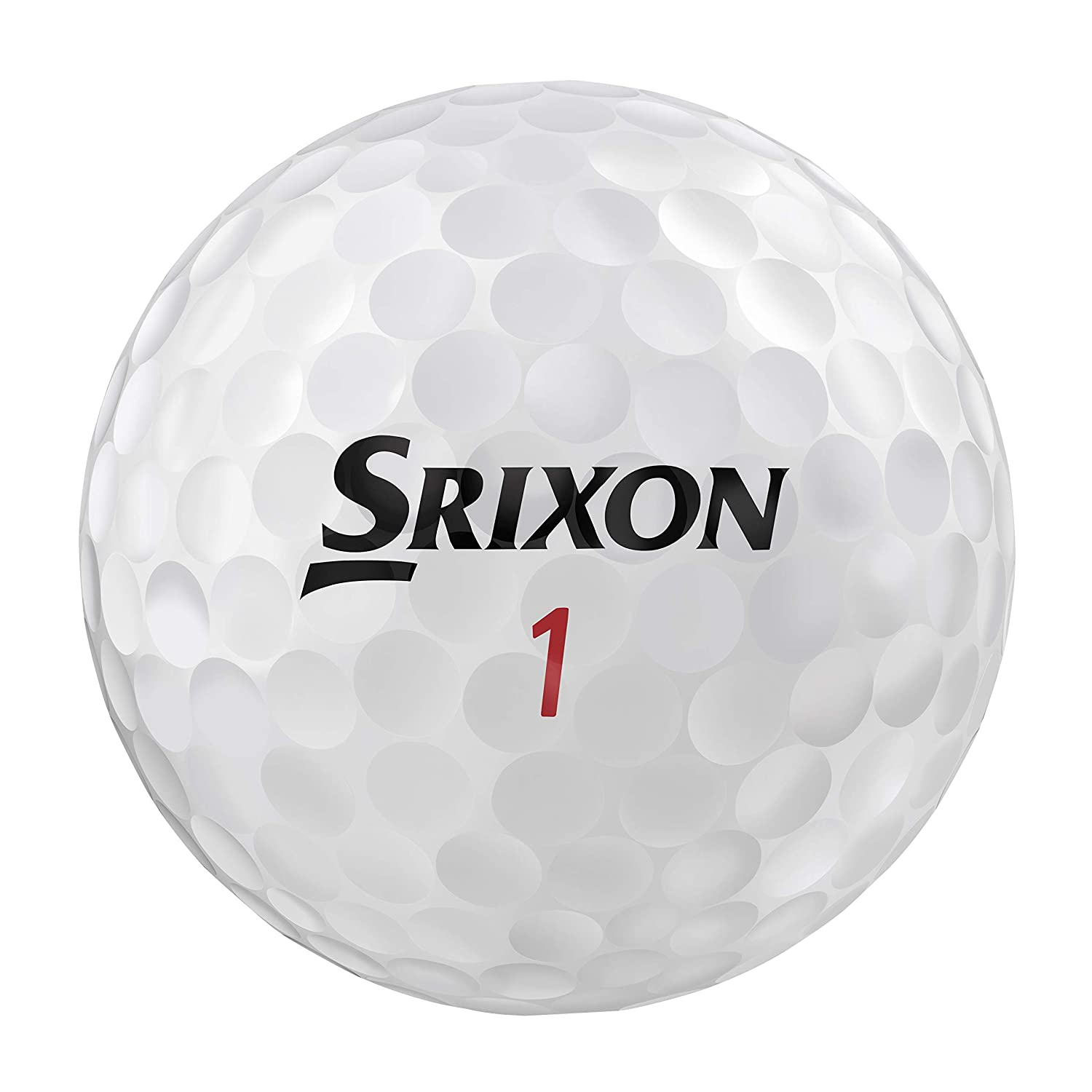 Srixon Z Star 6 XV Golf Balls One Dozen