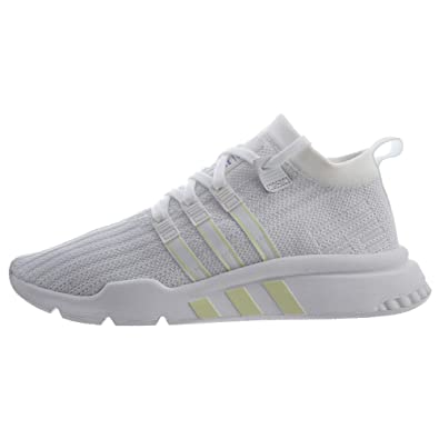 sports shoes 07218 cb03d adidas Mens EQT Support MID ADV PK WhiteWhiteEnergy Ink - B37455 (