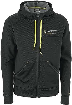 Scott Sweat shirt à capuche Homme Noir L: