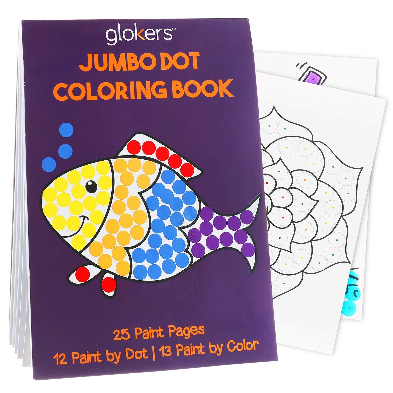 U S Art Supply 8 Color Crazy Dots Markers Children S Washable